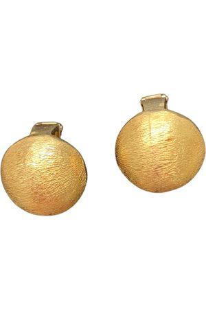 Van cleef Women Earrings - \N Yellow Earrings for Women