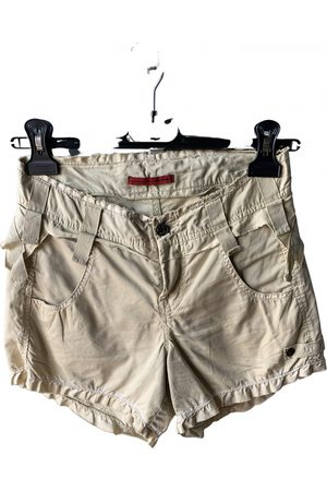 Marithé & Francois Girbaud \N Cotton Shorts for Women