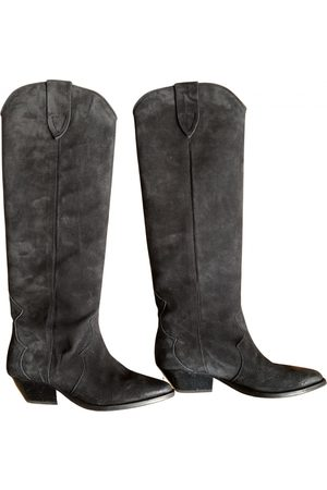 Isabel Marant Women Boots - \N Suede Boots for Women
