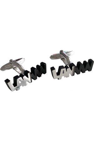 Lanvin Men Cufflinks - \N Steel Cufflinks for Men