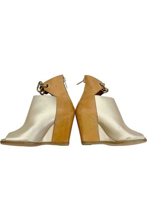 Rick Owens \N Leather Ankle boots for Women