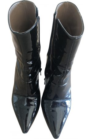 Escada \N Leather Boots for Women