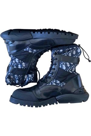 Dior \N Leather Boots for Men