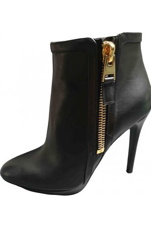 Tom Ford Women Ankle Boots - \N Leather Ankle boots for Women