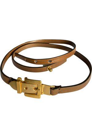 Marni Women Belts - \N Leather Belt for Women