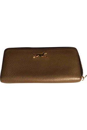 Bimba y Lola \N Leather Wallet for Women