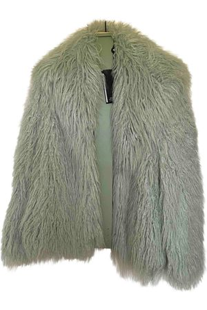 Elisabetta Franchi Women Coats - \N Faux fur Coat for Women
