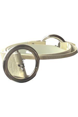 Dolce & Gabbana Women Belts - \N Vegan leather Belt for Women