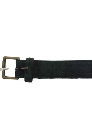 A.P.C. Men Belts - \N Cloth Belt for Men