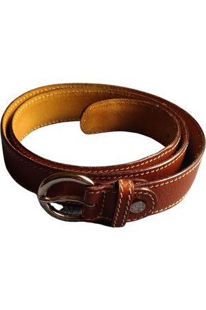 LANCEL \N Leather Belt for Women