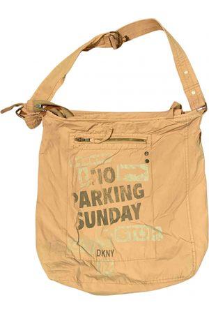 DKNY Women Rucksacks - \N Cotton Backpack for Women