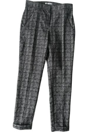 I BLUES \N Cotton Trousers for Women