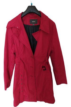 Mexx Women Trench Coats - \N Cotton Trench Coat for Women