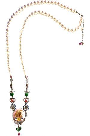 Les Nereides Women Necklaces - \N Pearls Long Necklace for Women