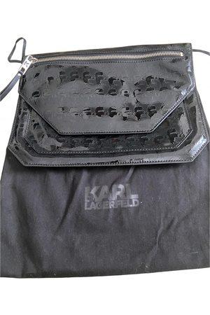 Karl Lagerfeld Women Clutches - \N Leather Clutch Bag for Women