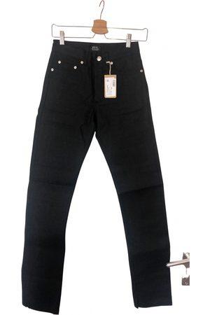 A.P.C. Men Jeans - \N Cotton Jeans for Men
