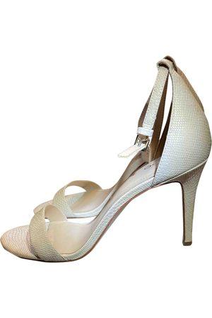 Aldo Women Sandals - \N Water snake Sandals for Women