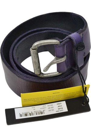 liebeskind Women Belts - \N Leather Belt for Women