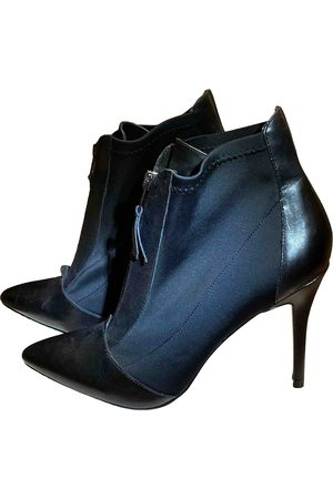 Aldo Women Ankle Boots - \N Leather Ankle boots for Women