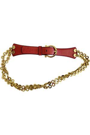 Salvatore Ferragamo \N Metal Belt for Women