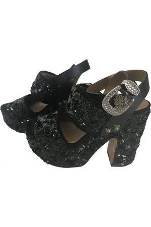 Sonia by Sonia Rykiel Women Sandals - \N Glitter Sandals for Women
