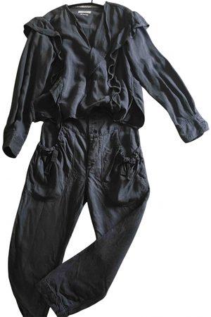Isabel Marant Women Jumpsuits - \N Linen Jumpsuit for Women