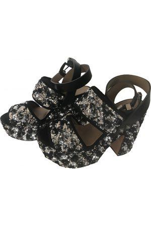 Sonia by Sonia Rykiel \N Glitter Sandals for Women