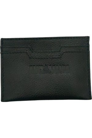 Vivienne Westwood Anglomania Men Wallets - \N Leather Small Bag, Wallet & cases for Men