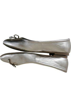 Aldo \N Leather Ballet flats for Women