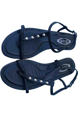 Tod's \N Leather Sandals for Women