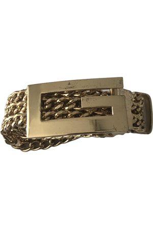 Guess \N Metal Belt for Women
