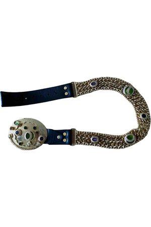 Roberto Cavalli Women Belts - \N Chain Belt for Women