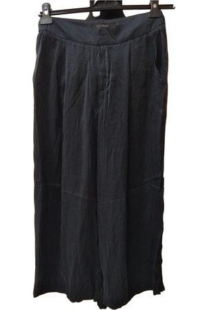 Gestuz \N Silk Trousers for Women