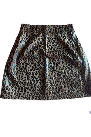Pretty Little Thing Women Skirts - \N Pony-style calfskin Skirt for Women