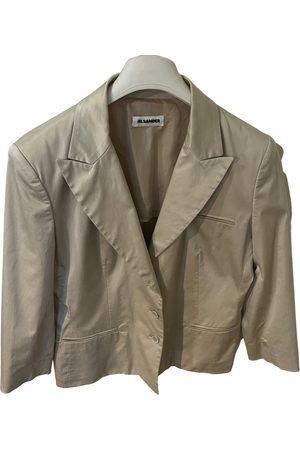 Jil Sander Women Jackets - VINTAGE \N Cotton Jacket for Women