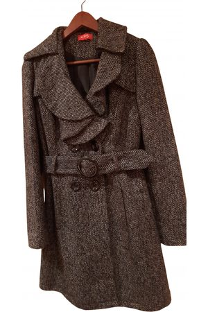 RENE DERHY Women Coats - \N Wool Coat for Women