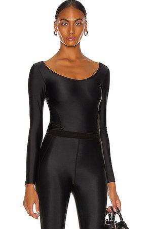 Balenciaga Women Tops - Open Neckline Body Top in