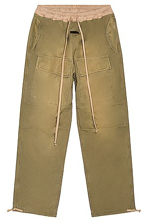 FEAR OF GOD Men Cargo Pants - Military Cargo Pant in