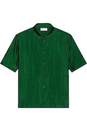 Saint Laurent Men Short sleeves - Shirt in