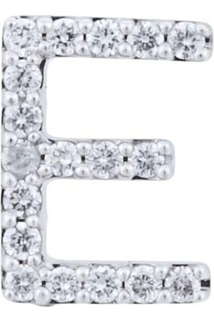 ALINKA Women Studs - 18kt ID diamond stud earring - Metallic