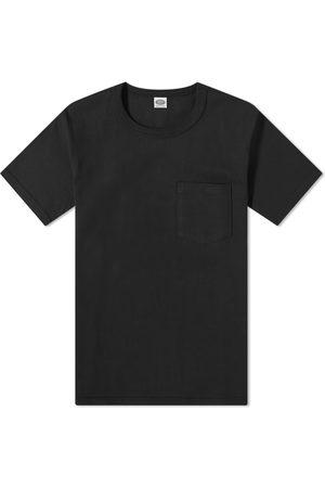 The Real McCoys Men T-shirts - Buco Skull Piston Tee