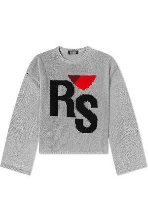 RAF SIMONS Short Oversized RS Knit