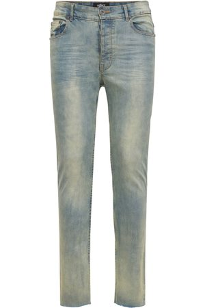 The Other 116 Raw Edge Skinny Jeans