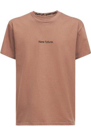 F.A.M.T. New Future Cotton T-shirt