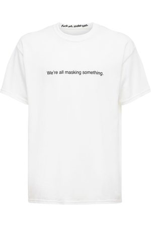 F.A.M.T. We're All Masking Something T-shirt