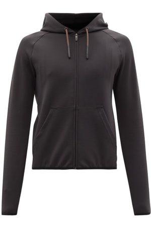 Cafe du Cycliste Men Sweatshirts - Solenne Zipped Gravel-cycling Jersey - Mens