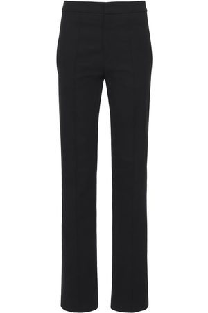 Isabel Marant Lelirok Straight Cotton Blend Pants