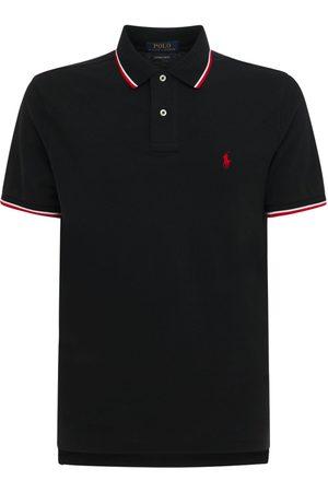 Polo Ralph Lauren Men Polo Shirts - Classic Slim Fit Cotton Piqué Polo