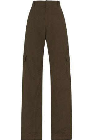 Bianca Saunders Men Cargo Pants - X Future Icons cargo trousers