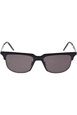Saint Laurent Ysl Sl 420 Slim Acetate Sunglasses